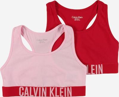 Calvin Klein Underwear Podprsenka - svetloružová / červená, Produkt