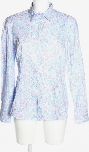 Brookshire Langarm-Bluse in L in blau / pink / weiß, Produktansicht