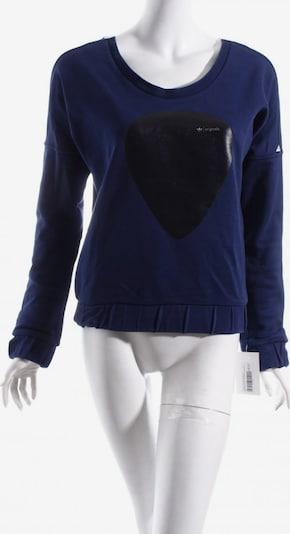 ADIDAS ORIGINALS Sweatshirt & Zip-Up Hoodie in M in Dark blue / White, Item view