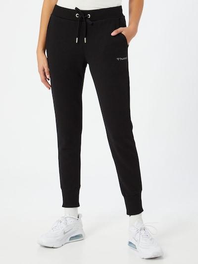Hummel Sportbroek 'BRIGI' in de kleur Zwart, Modelweergave