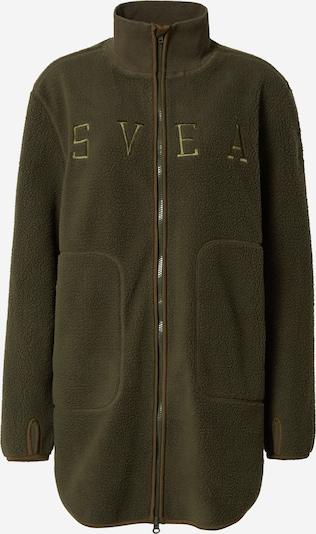 SVEA Flisová bunda - tmavozelená, Produkt
