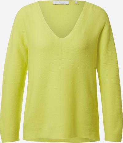 Rich & Royal Pullover in zitronengelb, Produktansicht