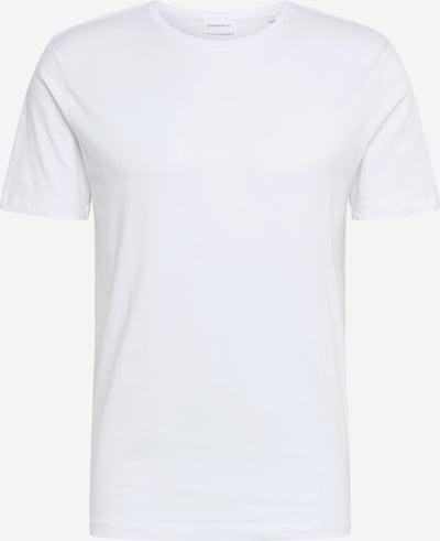 Lindbergh Skjorte i offwhite: Frontvisning