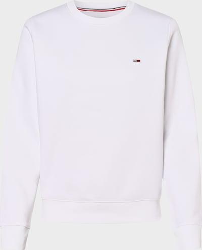 Tommy Jeans Sweatshirt in blau / rot / weiß, Produktansicht