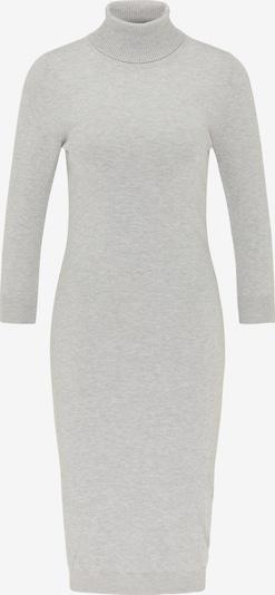 Rochie tricotat usha BLACK LABEL pe gri amestecat, Vizualizare produs