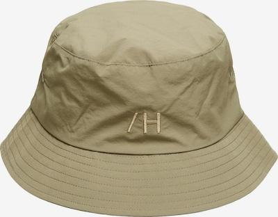 SELECTED HOMME Chapeaux en kaki, Vue avec produit