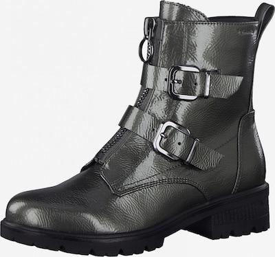 TAMARIS Boots in silbergrau, Produktansicht