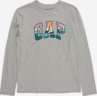 GAP Camiseta en gris / mezcla de colores, Vista del producto