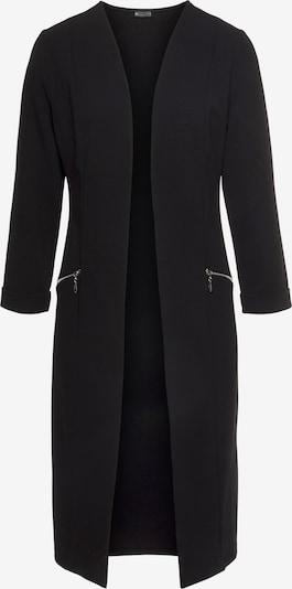 LAURA SCOTT Blazer in schwarz, Produktansicht