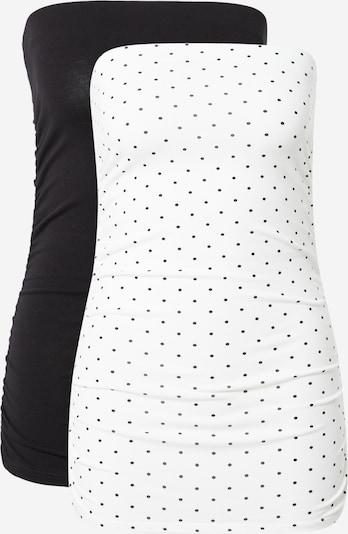 Dorothy Perkins Top - černá / bílá, Produkt