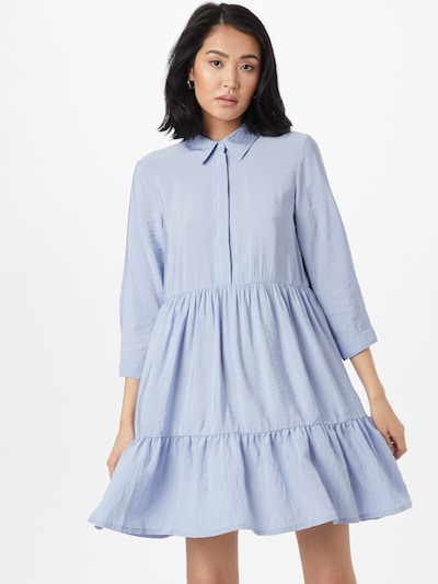 ONLY Kleid 'ENYA' in hellblau, Modelansicht
