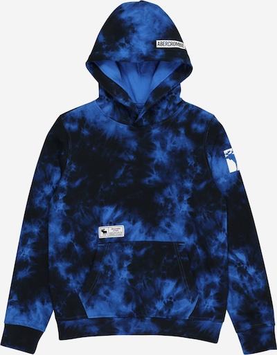 Abercrombie & Fitch Sweatshirt 'CHAIN' in blau / nachtblau, Produktansicht