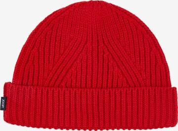 JOOP! Jeans Müts 'Fynn', värv punane