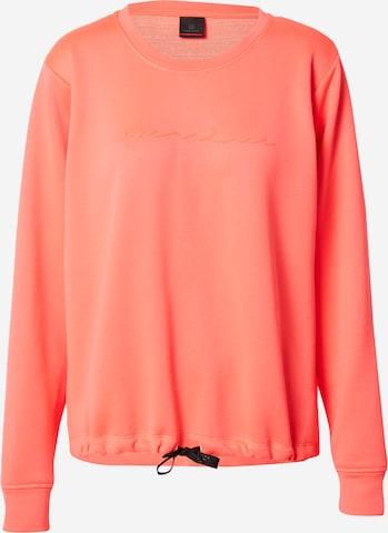 Bogner Fire + Ice Sweatshirt 'SILLA' in Red