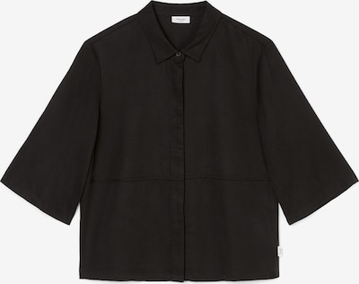Marc O'Polo DENIM Bluse in schwarz, Produktansicht