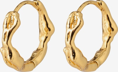 Pilgrim Ohrringe 'Zion' in gold, Produktansicht