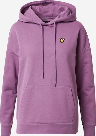 Lyle & Scott Sweatshirt in Dark purple, Item view