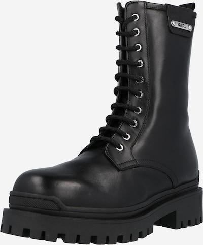 Karl Lagerfeld Boots in schwarz, Produktansicht