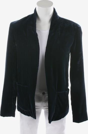 Stefanel Samtblazer in XS in dunkelblau, Produktansicht