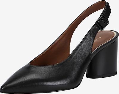 Ekonika Slingpumps in elegantem Design in schwarz, Produktansicht