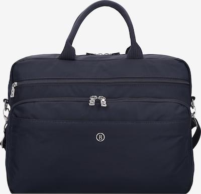 BOGNER Aktentas in de kleur Donkerblauw, Productweergave