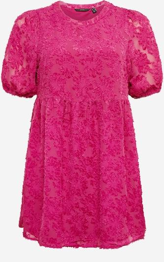 Vero Moda Curve Kleid 'Faroas' in fuchsia, Produktansicht