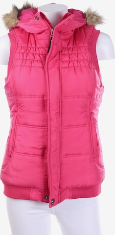 BURTON Vest in S in Pink