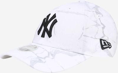 Șapcă 'MARBLE' NEW ERA pe gri deschis / negru / alb, Vizualizare produs