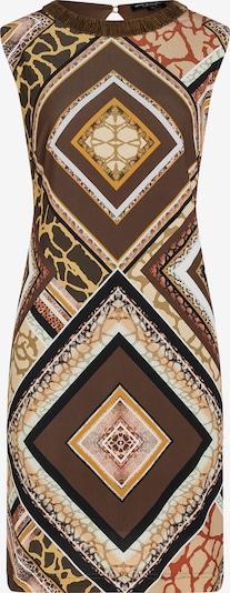 Ana Alcazar A-Linien Kleid ' Zinai ' in braun, Produktansicht