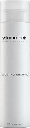 Volume Hair Haarshampoo 'Boosting' in weiß, Produktansicht