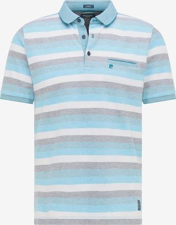T-Shirt PIERRE CARDIN en bleu