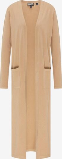 DreiMaster Vintage Płaszcz z dzianiny w kolorze beżowym, Podgląd produktu