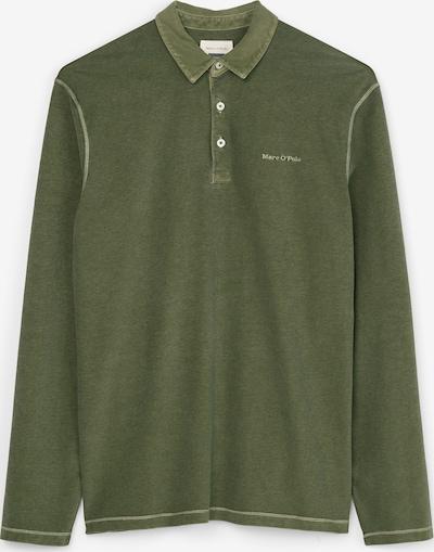 Marc O'Polo Shirt in de kleur Kaki / Olijfgroen, Productweergave