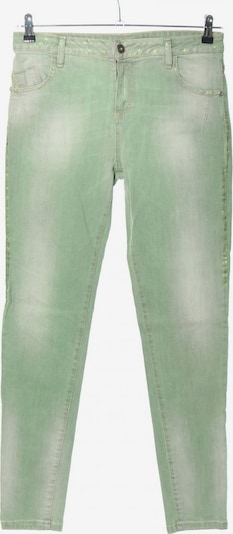 Maryley Slim Jeans in 29 in grün, Produktansicht