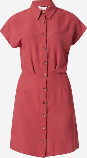 NAF NAF Skjortklänning 'FERRY' i pitaya, Produktvy