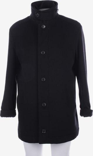 HUGO BOSS Winterjacke / Wintermantel in M-L in schwarz, Produktansicht