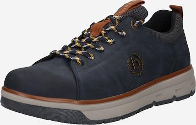 bugatti Sneakers in Dark blue / Brown, Item view