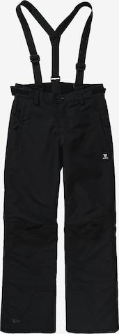 Pantalon d'extérieur BRUNOTTI en noir