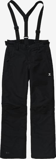 BRUNOTTI Outdoorhose in schwarz, Produktansicht