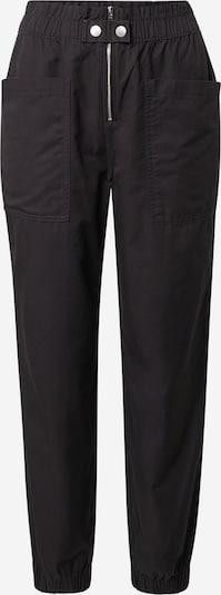 GAP Pantalon cargo en bleu foncé: Vue de face