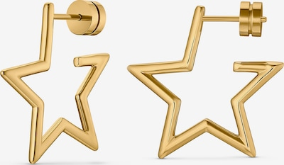 Guido Maria Kretschmer Jewellery Creolen in goldgelb, Produktansicht