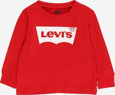 LEVI'S T-Shirt en rouge / blanc, Vue avec produit