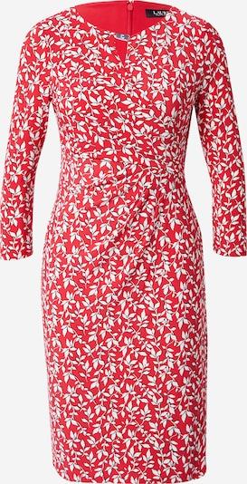 Lauren Ralph Lauren Kleid 'CARLONDA' in rot / schwarz / weiß, Produktansicht