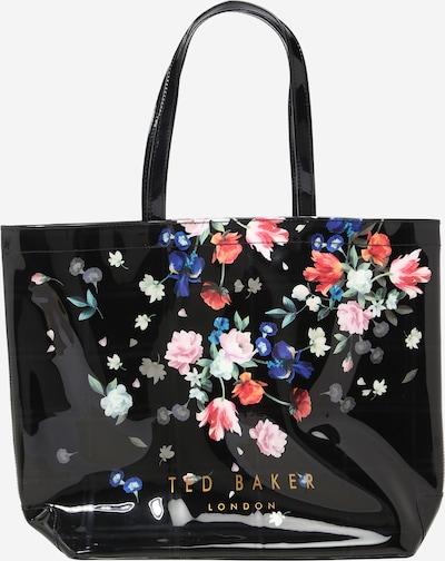 Ted Baker Nakupovalna torba 'Elizcon' | mešane barve / črna barva, Prikaz izdelka