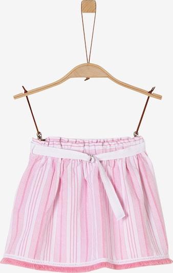 s.Oliver Rock in pink / altrosa / weiß, Produktansicht