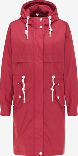 DreiMaster Maritim Tussenparka in de kleur Rood, Productweergave