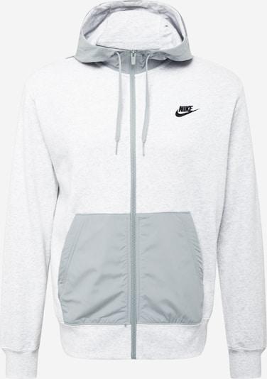 Nike Sportswear Tepláková bunda - sivá / svetlosivá, Produkt
