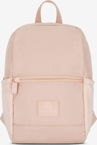 Johnny Urban Backpack 'Leo' in Pink