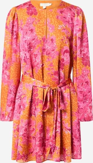 Ted Baker Kleid 'Dolci' in gelb / orange / dunkelpink, Produktansicht