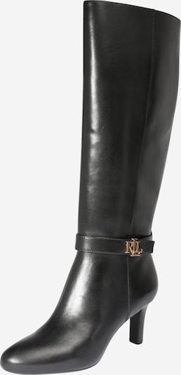 Lauren Ralph Lauren Laarzen 'Ardington' in de kleur Zwart, Productweergave